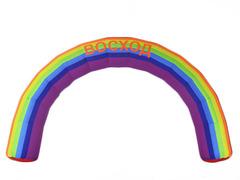 Надувная арка Радужная