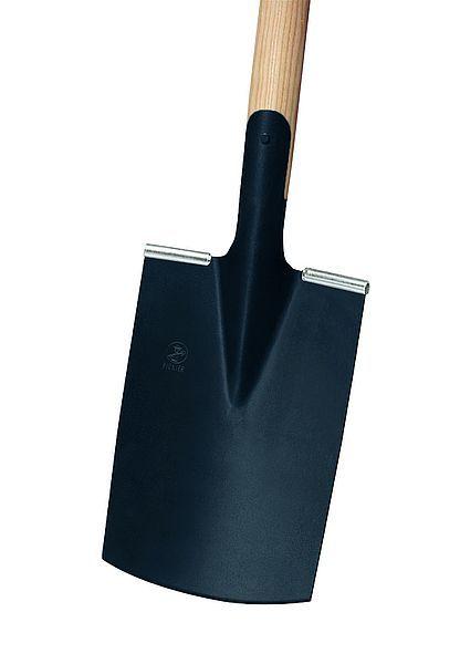 Лопата садовая IDEALSPATEN Первопроходец, Т-образная ручка