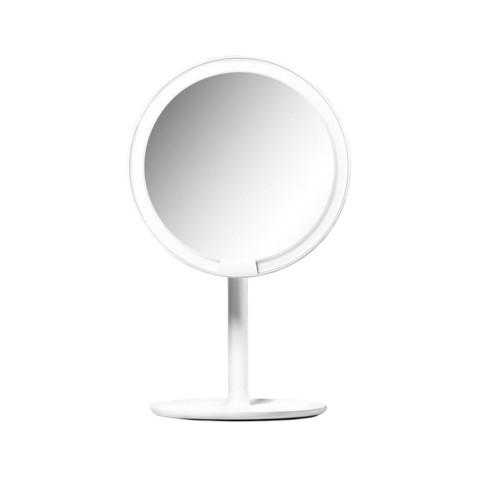 Зеркало косметическое настольное Xiaomi Amiro Lux High Color (AML004W) с подсветкой