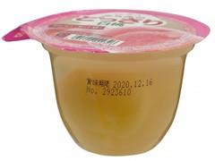 Желе фруктовое Tarami с кусочками фруктов Персик 230 гр.