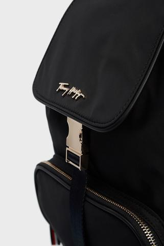 Женский черный рюкзак EASY TOMMY BACKPACK Tommy Hilfiger