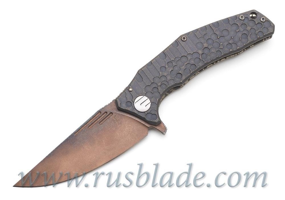 CKF Customized Morrf Knife #3 one-off - фотография