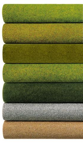 Травяное покрытие - весенний луг, (120х60 см)