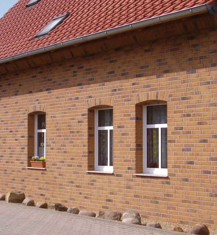 Feldhaus Klinker, K684WDF, sintra nolani ocasa, ручная формовка, пустотелый - Клинкерный кирпич