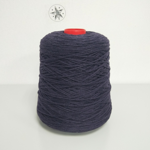 Manrico, Шнурок, Кашемир 100%, Фиолетовый