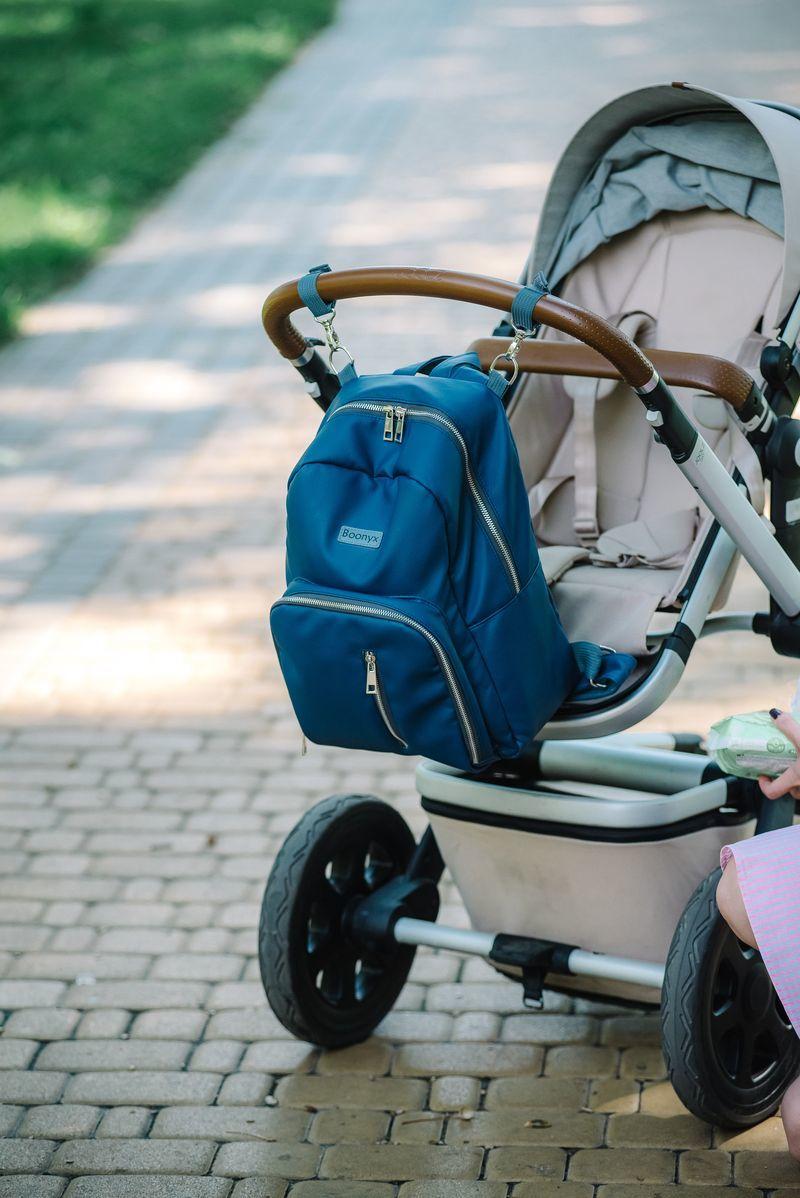Рюкзак для мамы Chic Navy