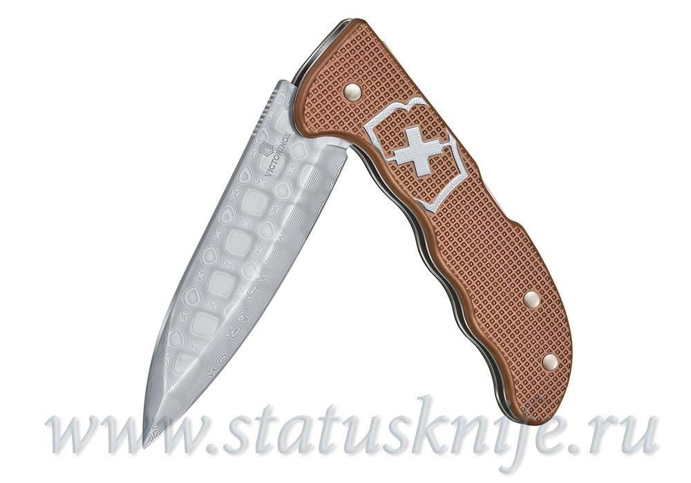 Нож Victorinox 0.9410.J20 Hunter Pro Alox Damast - фотография