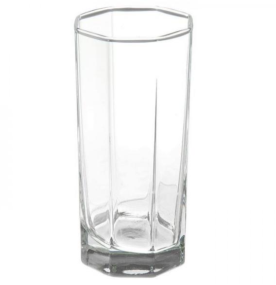 Набор высоких стаканов Pasabahce Kosem  260ml 6 шт. 42078-6