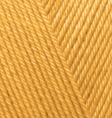 Diva 488 темно-желтый Alize