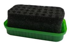Губка для кожаной обуви на силиконовой основе