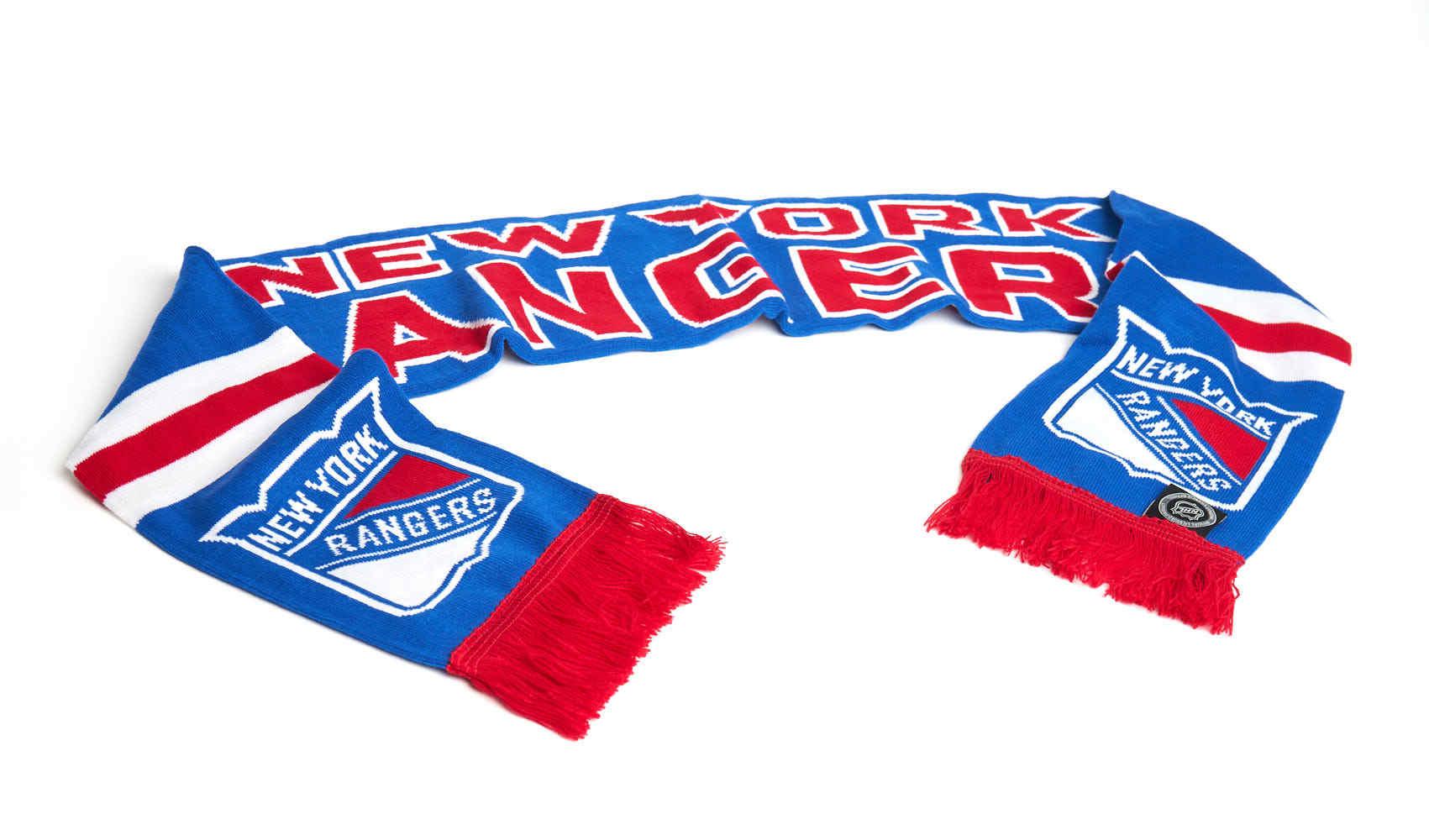 Шарф NHL New York Rangers