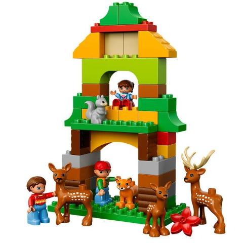 LEGO Duplo: Лесной заповедник 10584 — Park — Лего Дупло