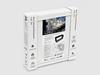 Упаковка Встраиваемый сквозной биокамин Lux Fire 530 S