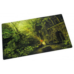 Play-Mat Lands Edition v2 61 x 35 Forest