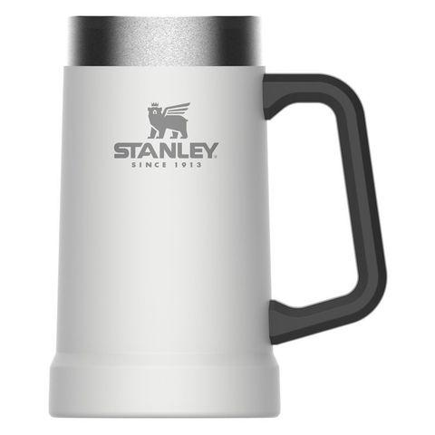 Термокружка Stanley Adventure Vacuum Stein (10-02874-035) 0.7л белая