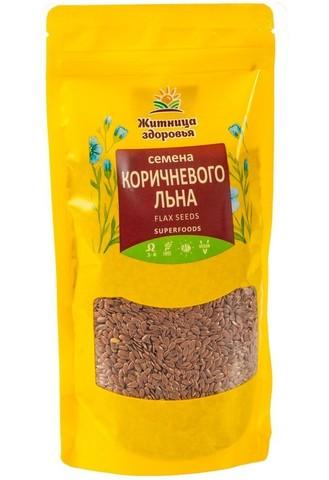 Семена коричневого льна 230 гр.