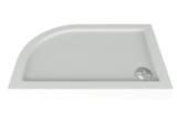 Душевой поддон BAS Селфи 120x80 L/R мрамор