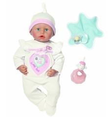 ZAPF Игрушка Baby Annabell Кукла с мимикой, 46 см (791-578)