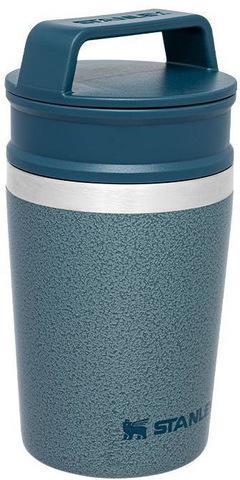 Картинка термостакан Stanley Adventure Mug 0,23L Голубая - 1