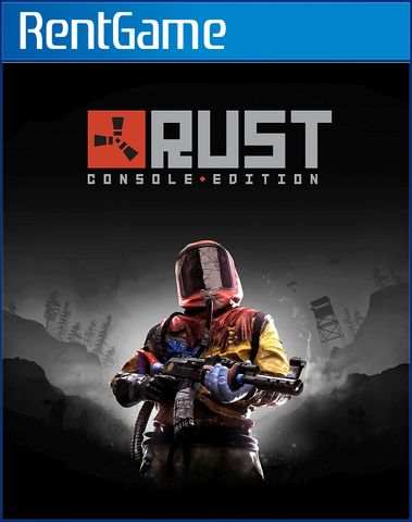 Rust Console Edition PS4 | PS5