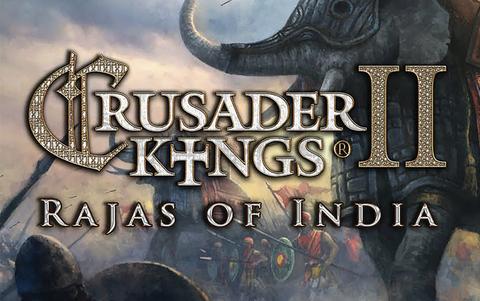 Crusader Kings II : Rajas of India (для ПК, цифровой ключ)