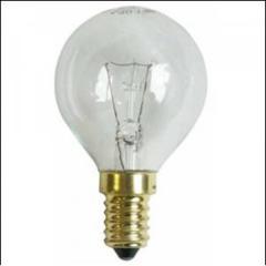 Лампа освещения для духовки 230В / 40Вт / E14 /300°C код 57874