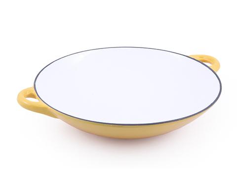 4085 FISSMAN Sunlight Сковорода ВОК чугунная 35,5 см,  купить