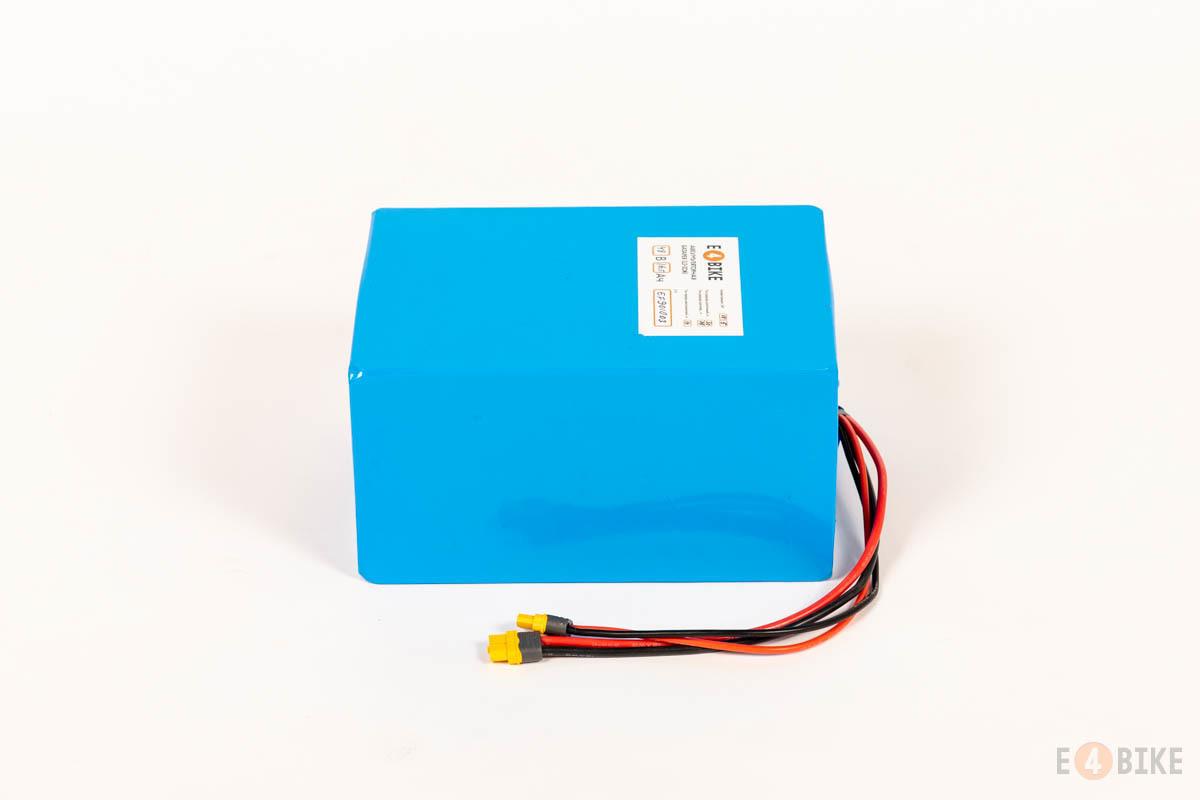 Аккумуляторная батарея LiFePO4 77 В 13.2 Ач