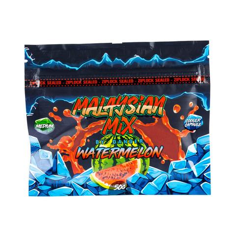 Кальянная Смесь Malaysian Mix 50 г Watermelon (Арбуз)