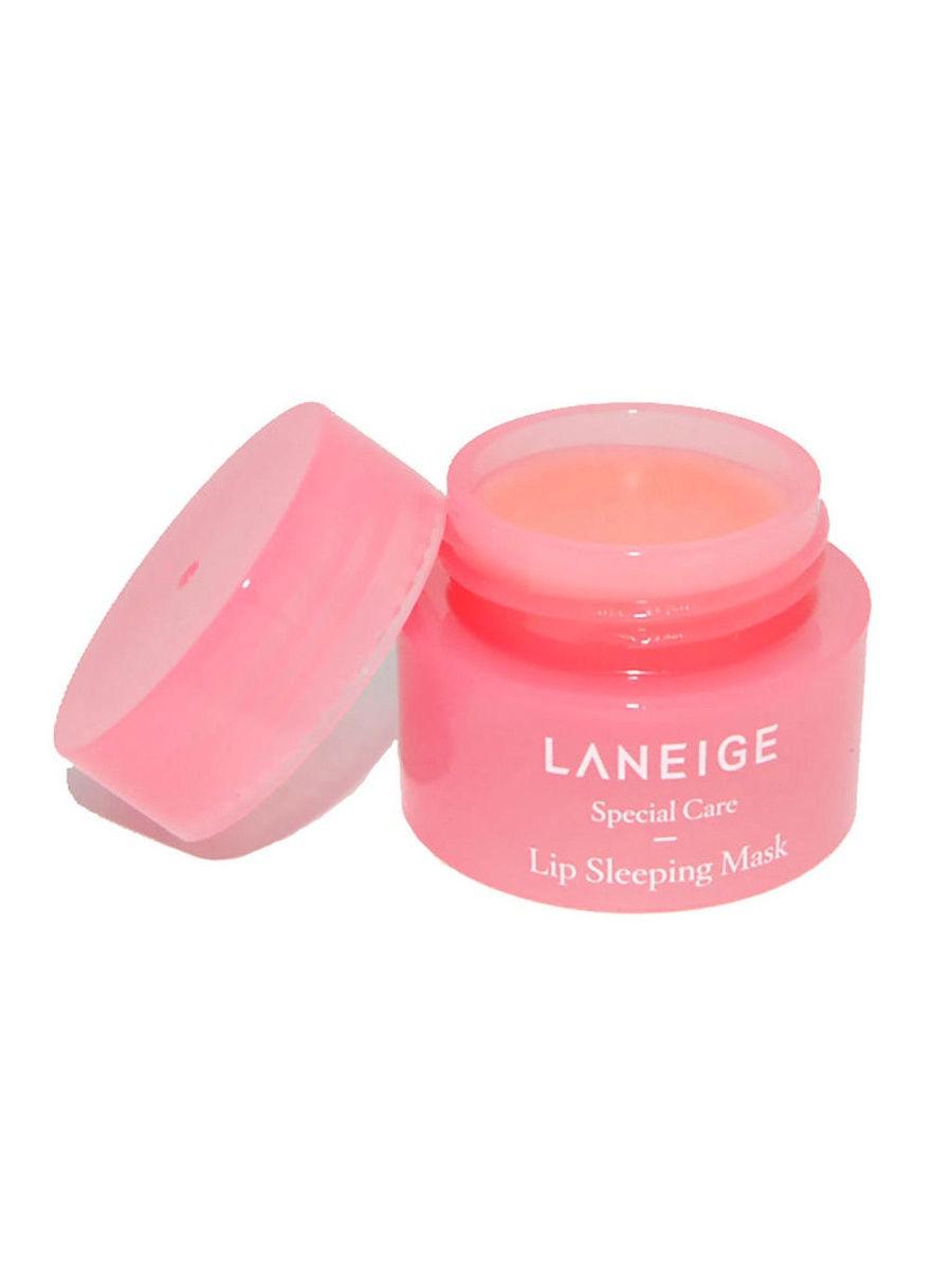 Ночная маска для губ, Special care lip, laneige 3 ml