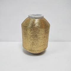 Пряжа Люрекс, Светло-золотой, 11000 м в 100 г