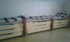 Кровать детская четырехьярусная