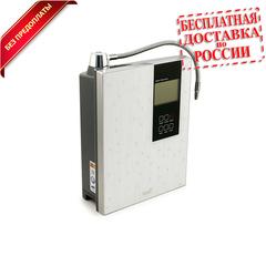 Ионизатор живой и мертвой воды ION-7600 белый (9 пластин)