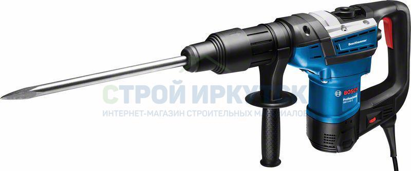 Перфораторы Перфоратор с патроном SDS-max Bosch GBH 5-40 D (0611269020) d7e809baa5907c72a6d1bf80e0058000
