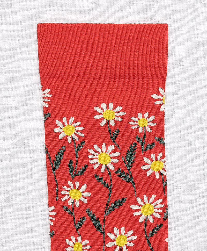 Носки Marguerite Sanguine