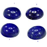 Лазурит комплект 4 камня