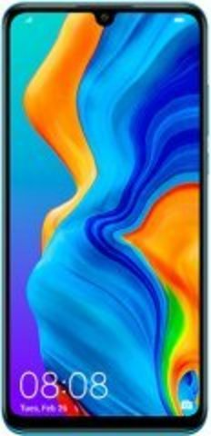Смартфон Huawei P30 Lite 4/128Gb MAR-LX1M Насыщенный бирюзовый