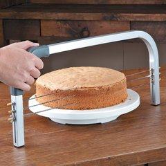 Профессиональный нож для разрезания бисквита, 53*24см