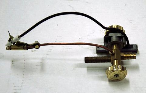 Пьезорозжиг для мощных горелок, Wolmex PG-01.