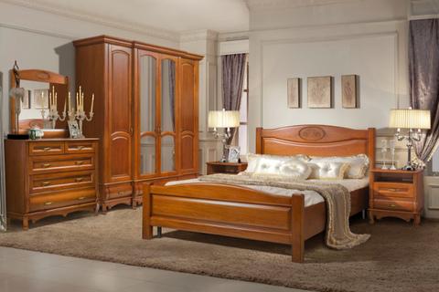 """Спальня """"Оскар"""" 4 дв."""