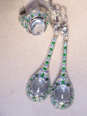 Булава (кольцо из серебра)