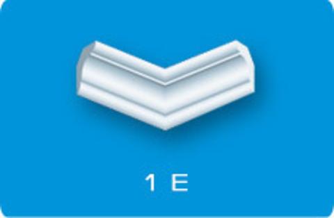 Набор угловых элементов 1 E (4шт)