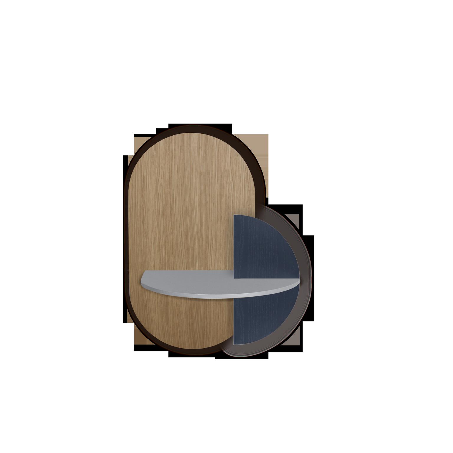 Прикроватная тумбочка Alba L - вид 8