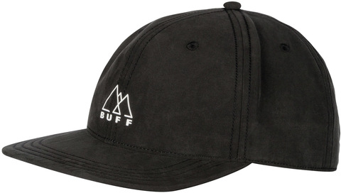 Бейсболка складывающаяся Buff Pack Baseball Cap Solid Black фото 1