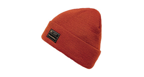 Шапка Horsefeathers MIKE BEANIE (orange)