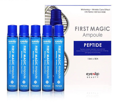 ENL Ampoule Ампулы для лица с пептидами First Magic Ampoule Peptide 13мл*5