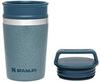 Картинка термостакан Stanley Adventure Mug 0,23L Голубая - 5