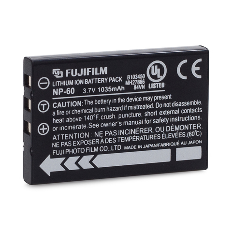 Аккумулятор FujiFilm NP-60
