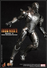 Iron Man 2 Mark II Armor Unleashed Version