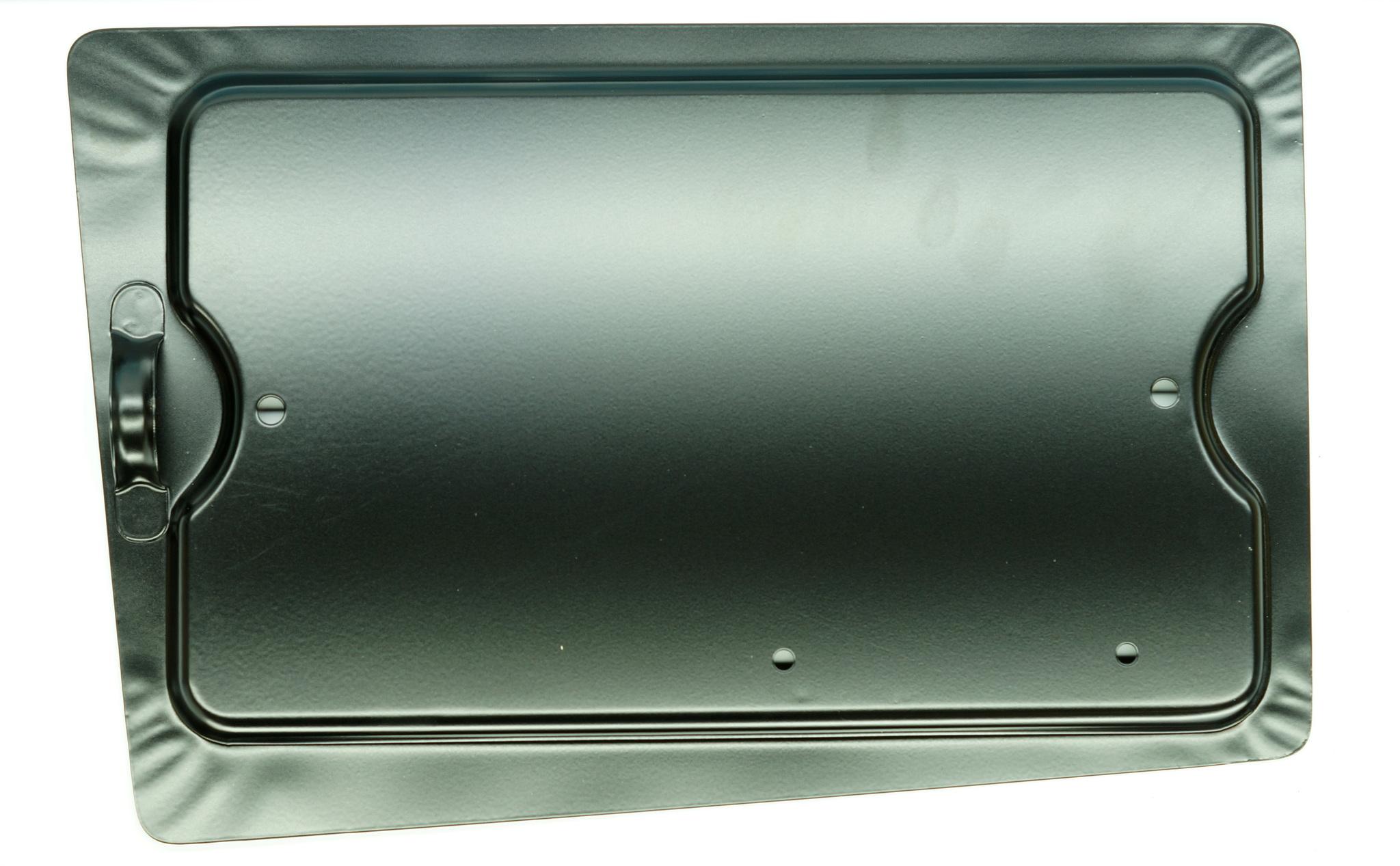 Крышка люка крепления аккумуляторной батареи Газ 69